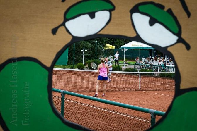Zweiter Tag der offenen Tür im Tennisclub TC 66 in Wolbeck 1
