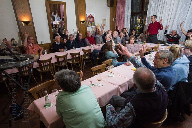 TV Wolbeck beschließt leichte Gebühren-Erhöhung