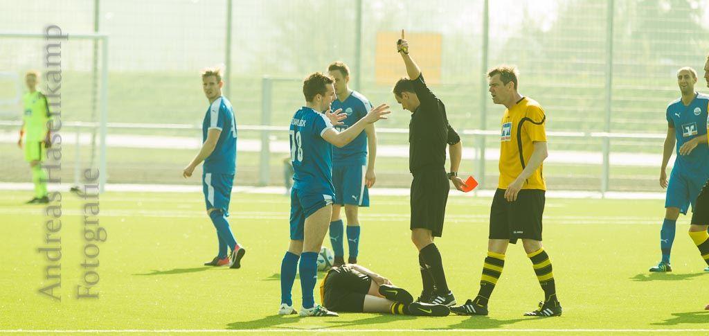 VfL Wolbeck : Hoetmar 5 : 1 Senioren des VfL mit wechselhafter Leistung