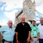 Torwart-Tour führte nach London