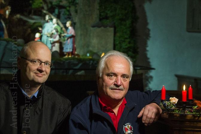 Benefiz-Konzert des Marine-Shanty-Chors in St. Nikolaus zugunsten der AWO Wolbeck