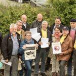 Mit FDP gegen WLE-Reaktivierung: Bürgerinitiative übergibt Unterschriften