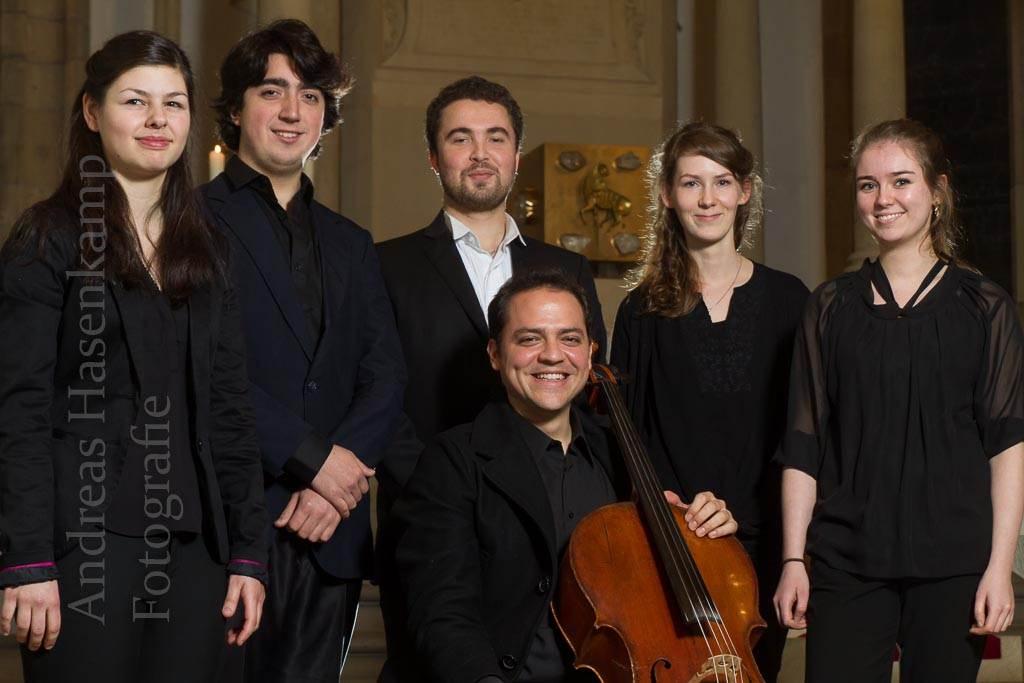 Orchestral arrangierte Cello-Suiten von Bach aufgeführt Seltenes Hör-Ereignis zieht viele Gäste nach St. Nikolaus Wolbeck