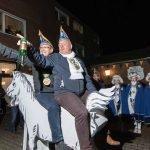 ZiBoMo eröffnet Karnevals-Session auf dem Holzbock