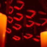 """""""Lichternacht"""" 2015 des Gewerbevereins Wolbeck besticht mit Licht-Erlebnissen"""