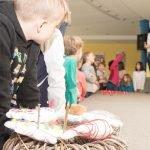 Nikolai-Grundschüler begeistert beim Mal-Wettbewerb zu Händen 2