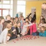 Nikolai-Grundschüler begeistert beim Mal-Wettbewerb zu Händen 3