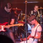 Bands rocken im Bahnhof Wolbeck: Lost Again, Sonar, Jon Sun