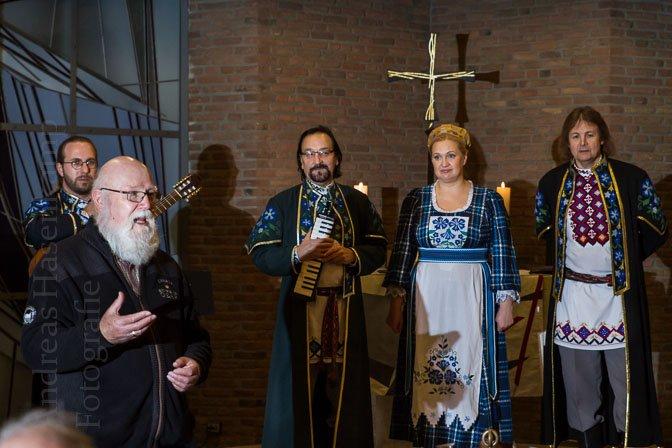 Ensemble Kressiva aus Weißrussland in Wolbeck 2