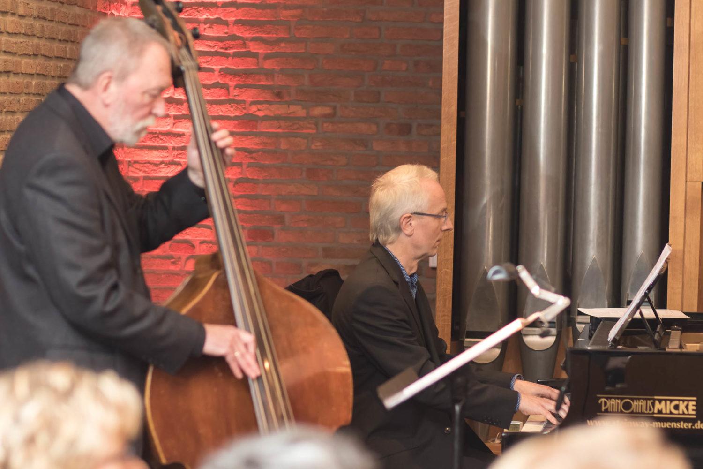 The Latin Jazz Mass in der Christuskirche in Münster-Wolbeck.