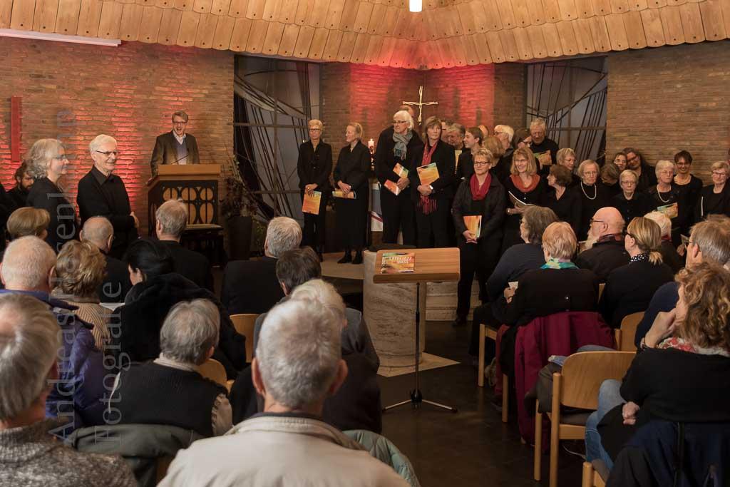 Latin Jazz Mass mit dem Chor der Friedenskirche 2