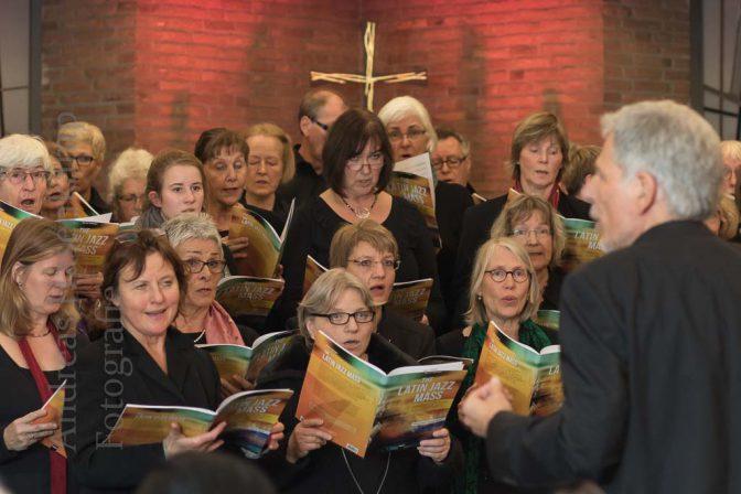 Latin Jazz Mass mit dem Chor der Friedenskirche 7