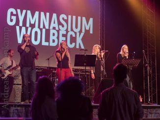 Gymnasium Wolbeck Jubiläum Live on Stage im Jovel. 2018