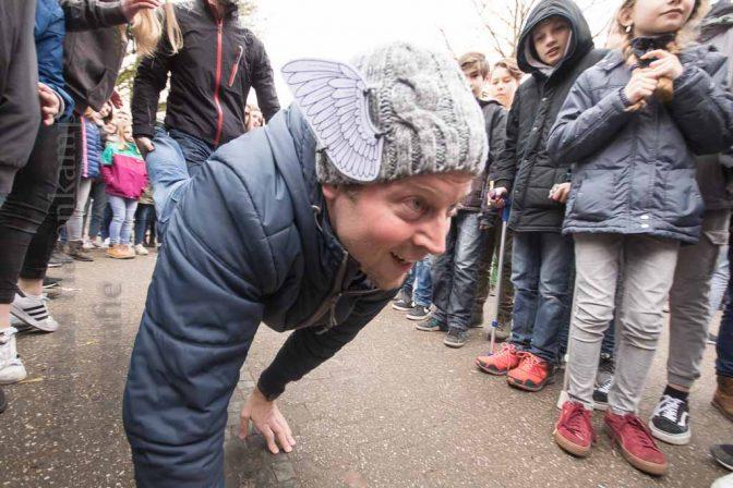 Letzter Tag im Olymp: Götter des Gymnasiums Wolbeck verlassen den Olymp mit Spielen 1