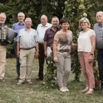 Lambertussingen mit dem Heimatverein Wolbeck 16