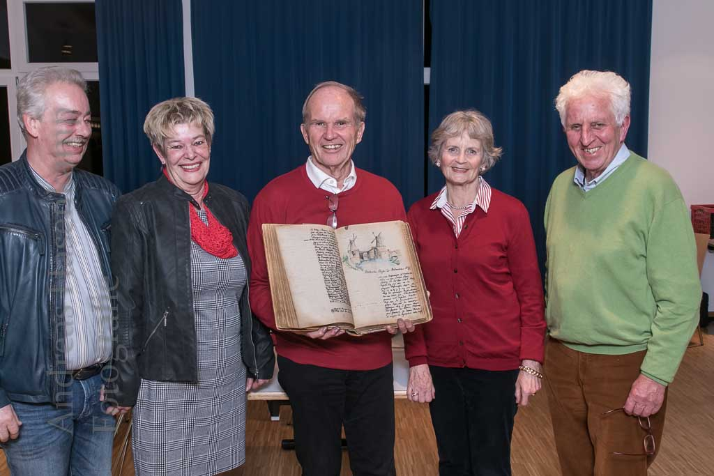 Die Familie Zumbusch und Wolbeck Heimatverein Wolbeckt trifft InteresseVieler