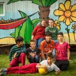 Ferienprogramm 2015 im BauSpielTreff Holtrode: Memory-Fabrik und Milchshake-Tag