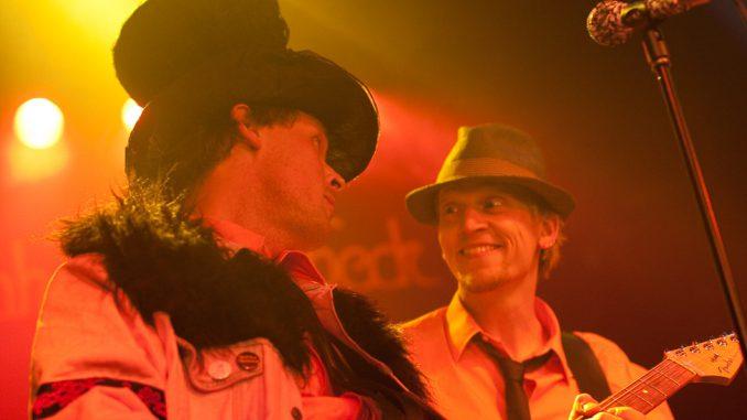 Die Hotten Hempels feiern 25. Geburtstag taufrisch mit Konzert im Bahnhof Wolbeck 29