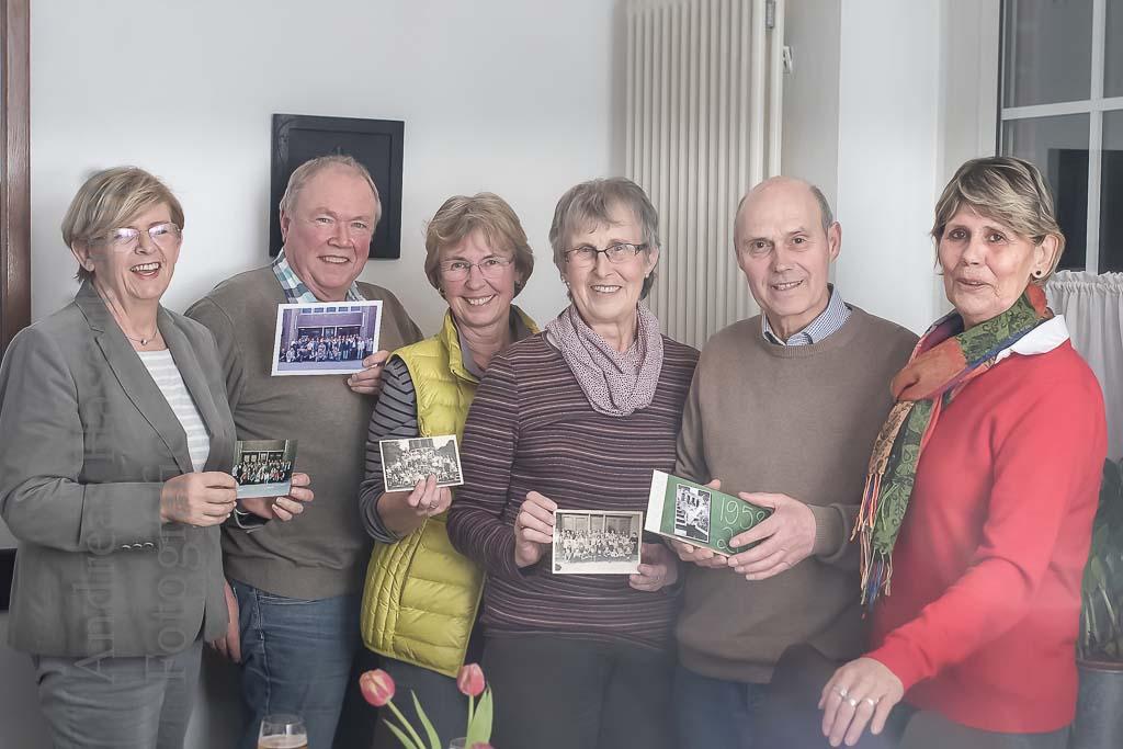 Erinnerungen an die Volksschule Wolbeck Team aus Wolbeck bereitet Klassentreffen der 1958er vor