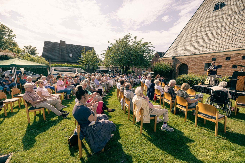Freiluft-Events von KulturVorOrt Wolbeck mit Erfolg gestartet 24
