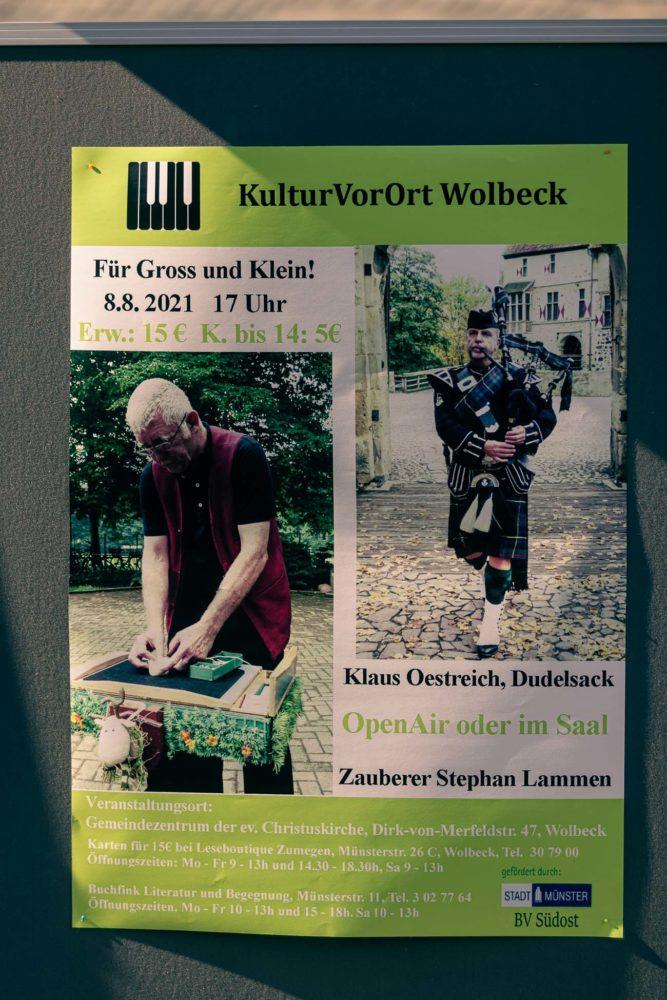 Freiluft-Events von KulturVorOrt Wolbeck mit Erfolg gestartet 14