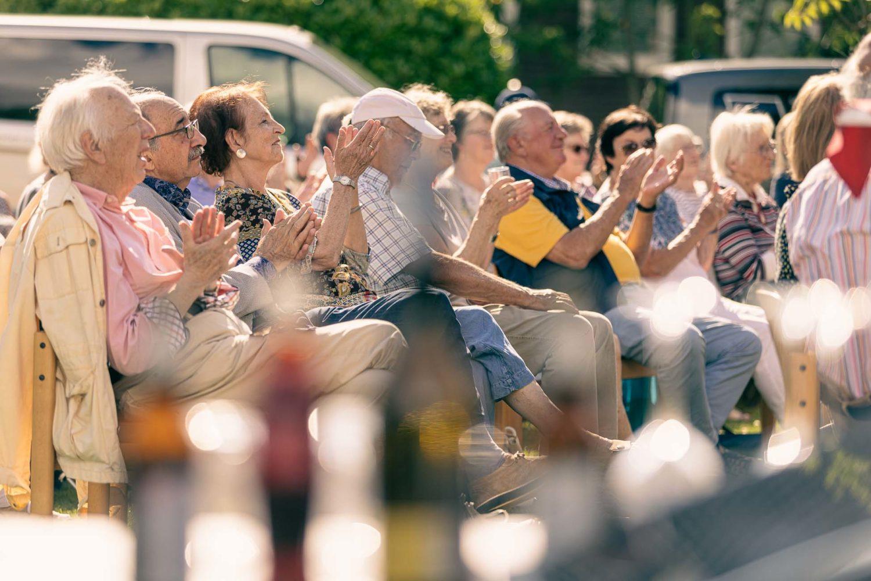 Freiluft-Events von KulturVorOrt Wolbeck mit Erfolg gestartet 9