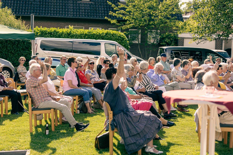 Freiluft-Events von KulturVorOrt Wolbeck mit Erfolg gestartet 5