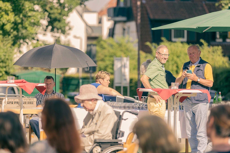 Freiluft-Events von KulturVorOrt Wolbeck mit Erfolg gestartet 2