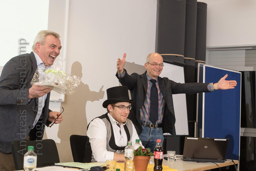 Inklusion, Smartphone, Schule und Bauernhof: Landwirtschaftlicher Verein Münster tagt in Wolbeck 3