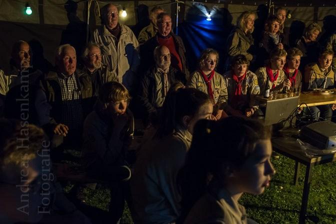 Pfadfinder: Stamm Don Bosco feiert 65. Jubiläum in Wolbeck