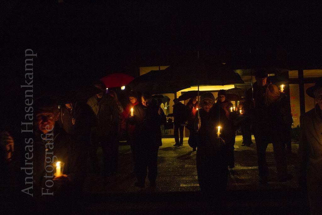 Dokumente zur Pogrom-Nacht in Wolbeck vorgelesen 1