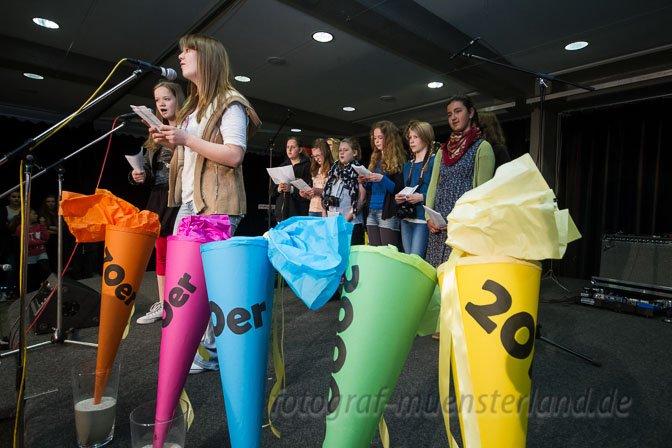 Realschule Wolbeck füllt bei Schulfest 2015 weite Räume 4