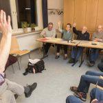 Verein St. Antonius Kapelle Wolbeck beeindruckt von Einkehrenden
