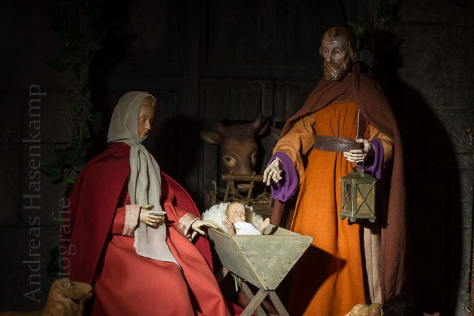 Die Wandelkrippe in St. Nikolaus, Wolbeck - Fotos 20