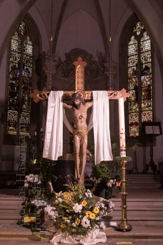 Gottesdienste in St. Nikolaus in Wolbeck ab dem 2. Mai - mit Beschränkungen 17