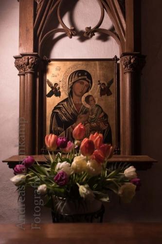 Gottesdienste in St. Nikolaus in Wolbeck ab dem 2. Mai - mit Beschränkungen 7