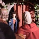 Auf Wohnungssuche - die Wandelkrippe von St. Nikolaus Wolbeck