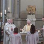 Pater Theodor Vogelpoth feierlich mit Messe verabschiedet 10