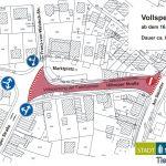 Hiltruper Straße in Wolbeck ab Montag gesperrt