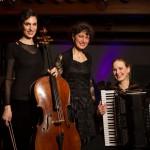 """Konzert """"Drei Frauen und die Liebe"""" in der Christuskirche Wolbeck"""