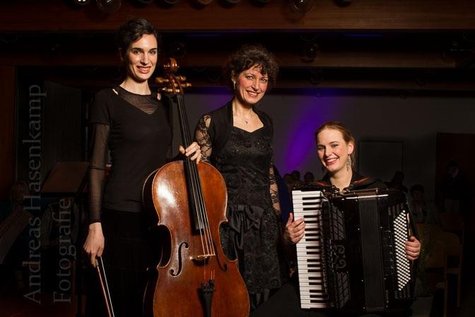 """Konzert """"Drei Frauen und die Liebe"""" in der Christuskirche Wolbeck 1"""