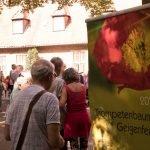 """""""Trompetenbaum und Geigenfeige"""" mit Hootin' the Blues im Drostenhof 28"""