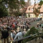 """""""Trompetenbaum und Geigenfeige"""" mit Hootin' the Blues im Drostenhof 16"""