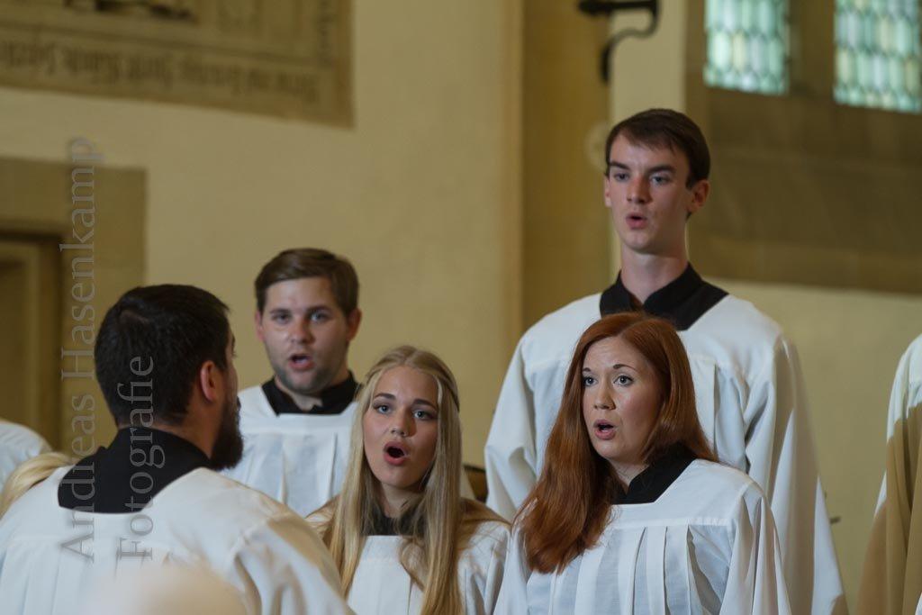 Musikalische Gäste aus Alabama wieder in St. Nikolaus 1