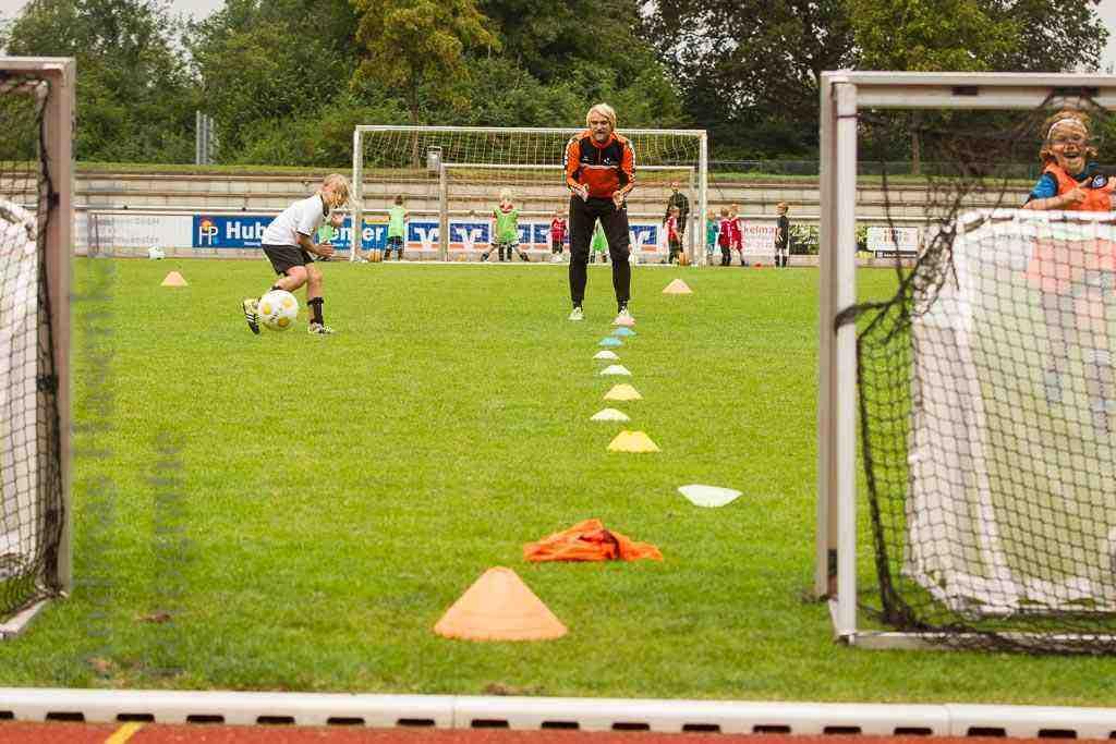 Fußball-Camp beim VfL Wolbeck 2