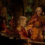Kurz vor Weihnachten - in der Wandelkrippe von St. Nikolaus