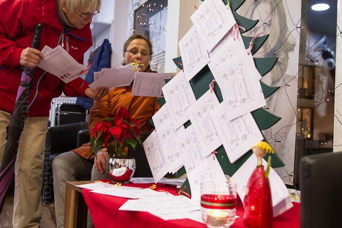 Weihnachts-Wunschaktion für Kinder von Flüchtlingen in Münster-Südost 1
