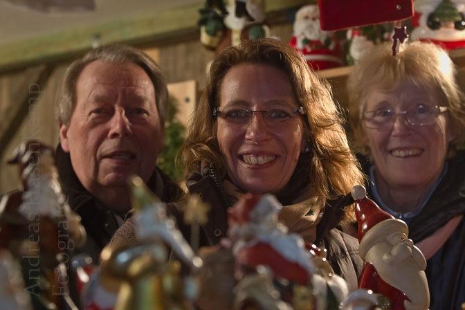 Wolbecker Weihnachtsmarkt 2012 am Achatius-Haus
