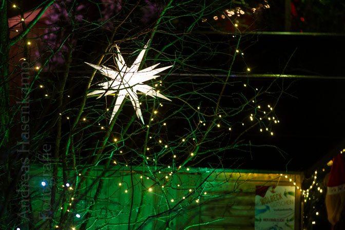 Wolbecker Weihnachtsmarkt 2015: Illumination und Originelles 7