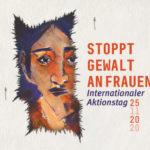 Stoppt Gewalt an Frauen: Aktionstag 2020